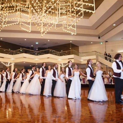 Debutante ball choreographer Melbourne