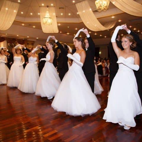 Debutante dance lessons