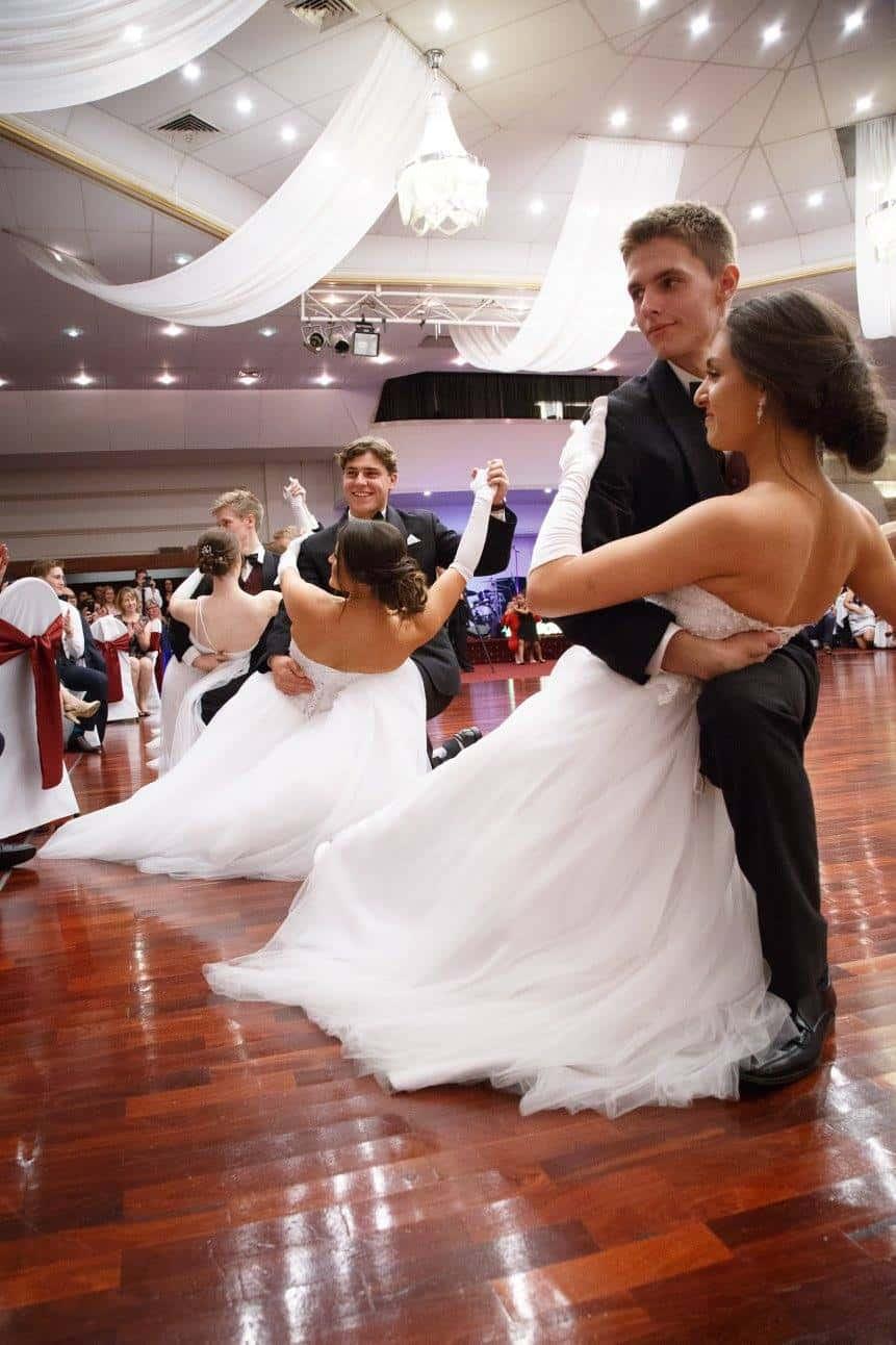 Debutante Dance Lessons Lynriz Debs