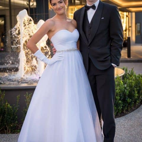 Debutante Ball Photography - Taylors Lakes 26 May 2017
