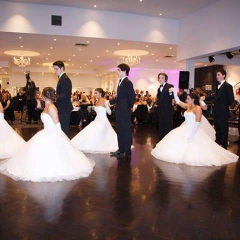 24 June 2016 Debutante Ball - Lynriz Debs